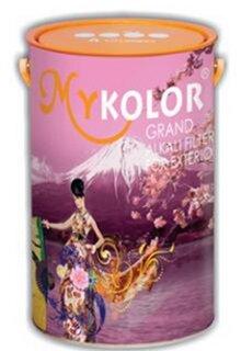 Bảng giá sơn phủ, sơn lót MyKolor cập nhật 12/2015