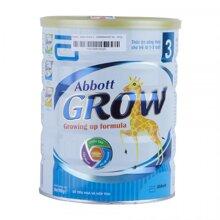 Bảng giá sữa bột Abbott Grow cập nhật mới nhất tháng 1/2017