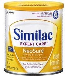 Bảng giá sữa bột Abbott Similac mới nhất cập nhật tháng 1/2016