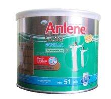 Bảng giá sữa bột Anlene cập nhật tháng 12/2015