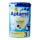 Bảng giá sữa bột Aptamil cập nhật tháng 8/2016