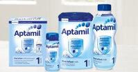 Bảng giá sữa bột Aptamil cập nhật tháng 4/2019