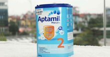 Bảng giá sữa bột Aptamil cập nhật tháng 6/2019