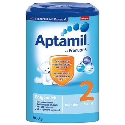 Bảng giá sữa bột Aptamil cập nhật tháng 11/2016
