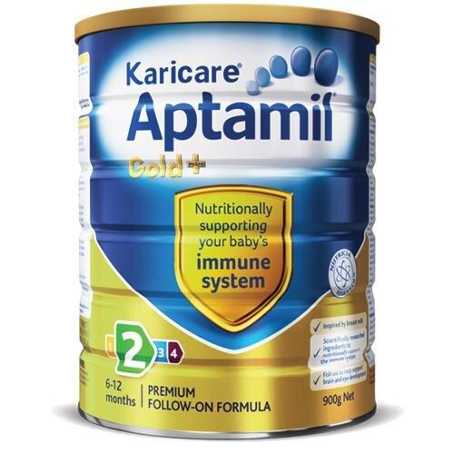 Bảng giá sữa bột Aptamil cập nhật tháng 7/2016
