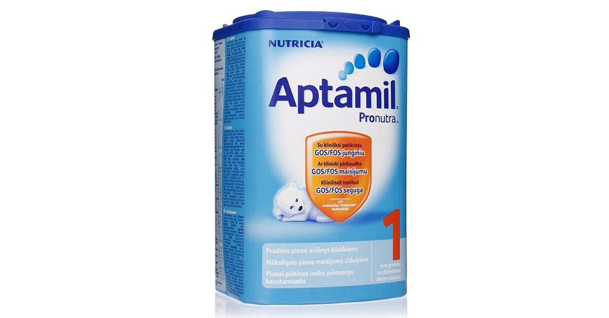 Bảng giá sữa bột Aptamil cập nhật tháng 3/2019