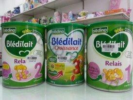 Bảng giá sữa bột Bledina cập nhật tháng 1/2017