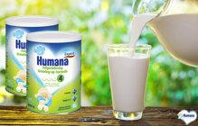 Bảng giá sữa bột, bột ăn dặm Humana mới nhất (tháng 9/2017)