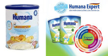Bảng giá sữa bột, bột ăn dặm Humana mới nhất cập nhật tháng 6/2019
