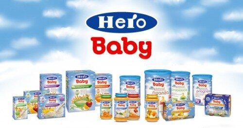 Bảng giá sữa bột, bột ăn dặm Hero Baby mới nhất cập nhật tháng 3/2016