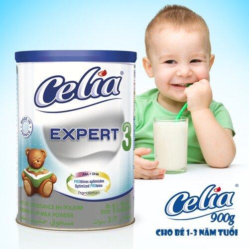 Bảng giá sữa bột Celia cập nhật tháng 12/2015