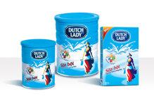 Bàng giá sữa bột Cô gái Hà Lan mới nhất cập nhật tháng 5/2016