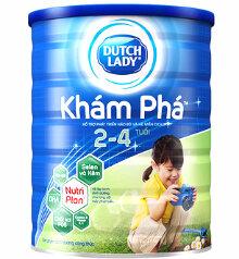 Bàng giá sữa bột Cô gái Hà Lan mới nhất cập nhật tháng 7/2017