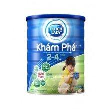 Bàng giá sữa bột Cô gái Hà Lan mới nhất cập nhật tháng 9/2017