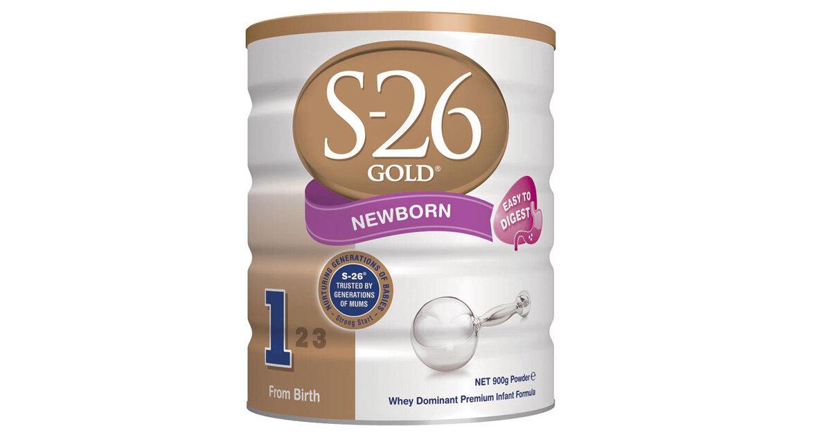Bảng giá sữa bột công thức S26 cập nhật mới nhất tháng 5/2019