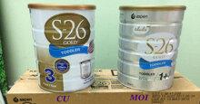 Bảng giá sữa bột công thức S26 cập nhật mới nhất tháng 4/2019