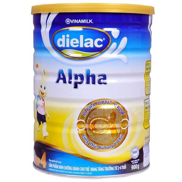 Bảng giá sữa bột Dielac Alpha cập nhật tháng 1/2017