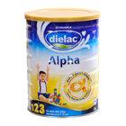 Bảng giá sữa bột Dielac cập nhật tháng 12/2015