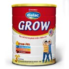 Bảng giá sữa bột Dielac Grow cập nhật tháng 11/2016