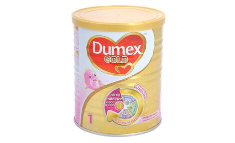 Bảng giá sữa bột Dumex cập nhật mới nhất