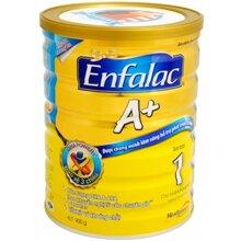 Bảng giá sữa bột Enfalac cập nhật tháng 12/2015