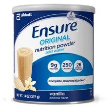 Bảng giá sữa bột Ensure cập nhật mới nhất