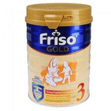 Bảng giá sữa bột Friso cập nhật tháng 12/2015