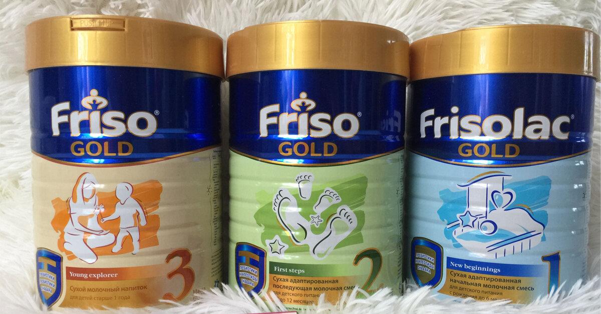Bảng giá sữa bột Friso chính hãng cập nhật mới nhất tháng 2/2019