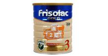 Bảng giá sữa bột Friso chính hãng cập nhật mới nhất tháng 3/2019