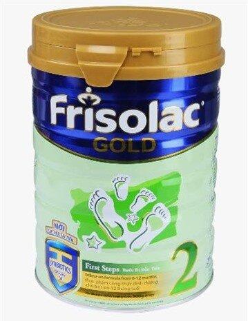 Bảng giá sữa bột Friso mới nhất cập nhật tháng 6/2016