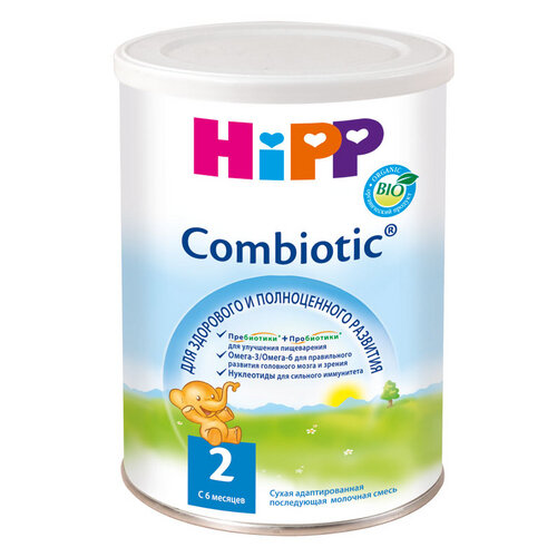 Bảng giá sữa bột Hipp cập nhật tháng 9/2016