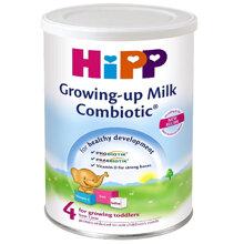 Bảng giá sữa bột Hipp cập nhật tháng 7/2016