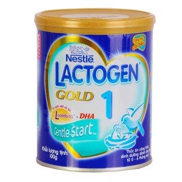 Bảng giá sữa bột Lactogen cập nhật tháng 12/2015