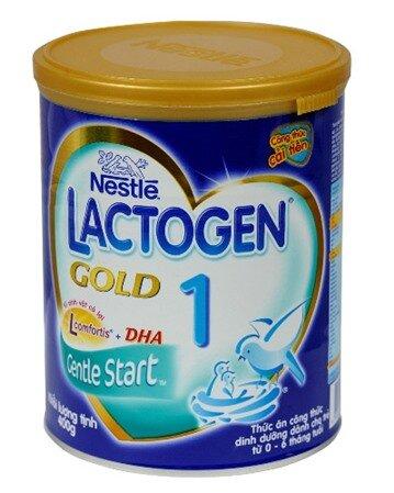 Bảng giá sữa bột Lactogen cập nhật tháng 9/2015