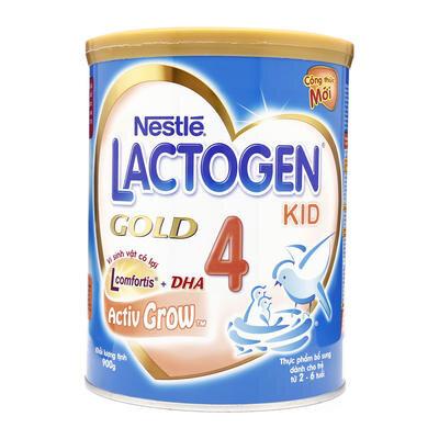 Bảng giá sữa bột Lactogen mới nhất trong tháng 10/2017
