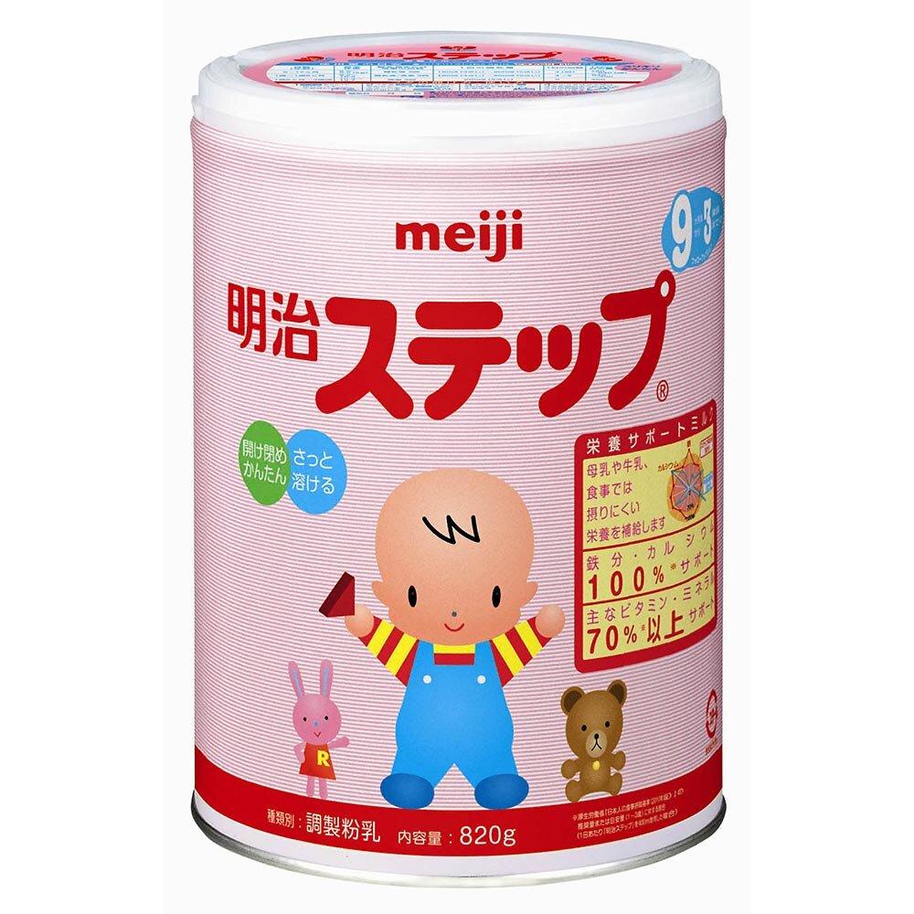 Bảng giá sữa bột Meiji cập nhật tháng 12/2015