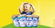 Bảng giá sữa bột Nan cập nhật tháng 4/2019