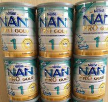 Bảng giá sữa bột Nestle Nan chính hãng cập nhật tháng 8/2017