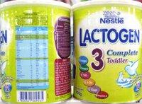 Bảng giá sữa bột Nestle Lactogen cập nhật tháng 2/2017