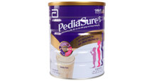 Bảng giá sữa bột Pediasure cập nhật mới nhất tháng 5/2019