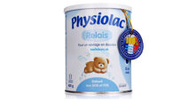 Bảng giá sữa bột Physiolac cập nhật tháng 5/2019