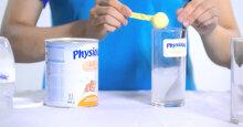 Bảng giá sữa bột Physiolac cập nhật tháng 4/2019