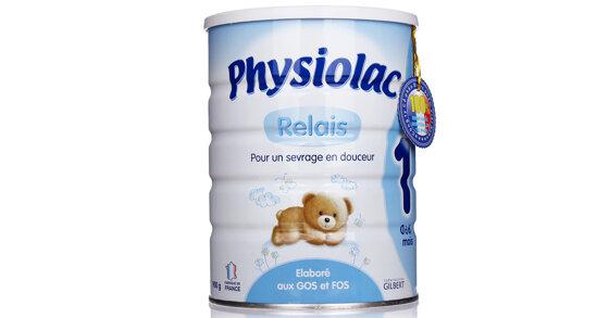 Bảng giá sữa bột Physiolac cập nhật tháng 6/2019