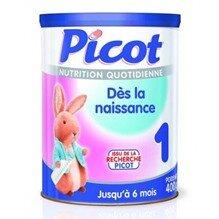 Bảng giá sữa bột Picot Pháp mới nhất cập nhật tháng 11/2016