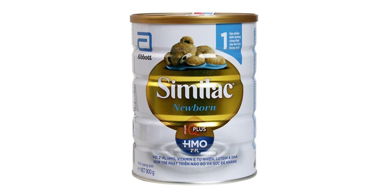 Bảng giá sữa bột Similac Abbott mới nhất cập nhật tháng 4/2019