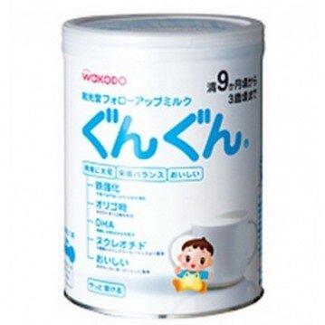 Bảng giá sữa bột Wakodo mới nhất cập nhật tháng 2/2016