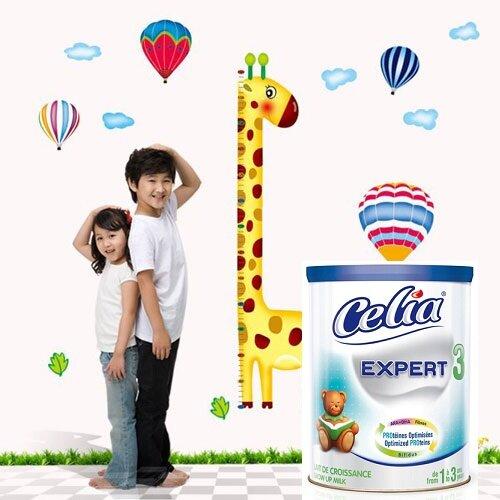 Bảng giá sữa Celia mới nhất trong tháng 10/2017