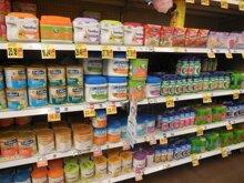 Bảng giá sữa công thức cho bé cập nhật mới nhất tháng 6/2016