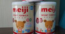 Bảng giá sữa Meiji cập nhật mới nhất tháng 6/2019