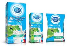 Bảng giá sữa tươi Dutch Lady (Cô gái Hà Lan) mới nhất (cập nhật tháng 9/2015)